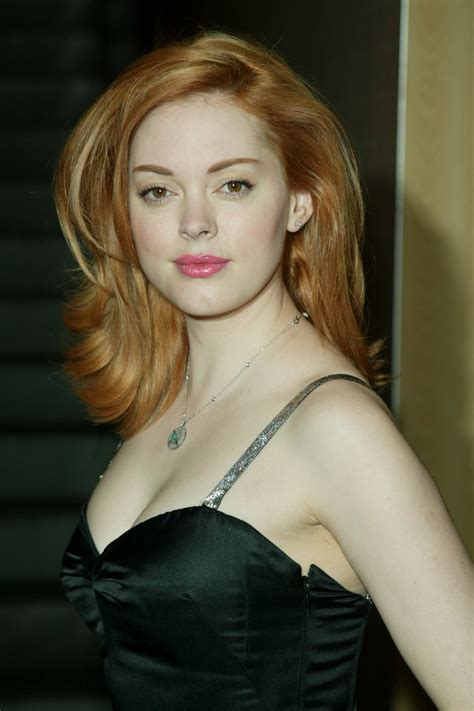 Rose McGowan - Harvey Weinstein Would 'Prefer It If I Was ...