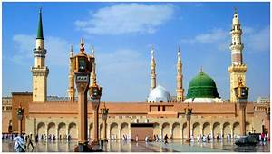 Masjid Nabawi HD Wallpaper Free Download | HD Wallpapers