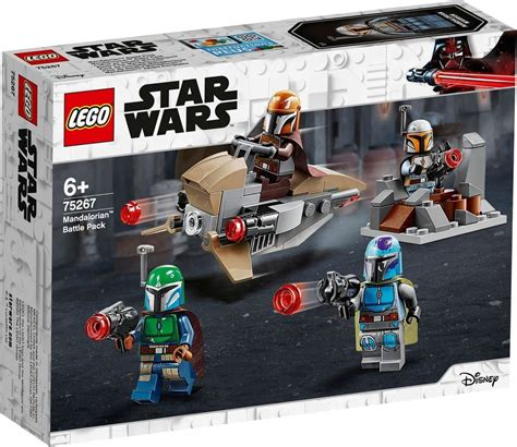 LEGO Star Wars Mandalorian Battle Pack (75267) Review