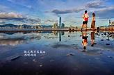 西環碼頭_天空之鏡_TimeLapse_颱風海鷗襲港前夕_天色異變 - 特色景點,攝影 - SeeWide