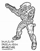Coloring Halo Army Pages Boys Reach Printable Guy Soldier Soldiers Printables Colouring Mountains Spartan Helmet Pdf Drawings Coloringhome Popular sketch template