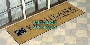 Paillasson D Entrée : paillasson sur mesure tapis d 39 entr e personnalis ~ Teatrodelosmanantiales.com Idées de Décoration