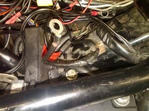 Battery Wiring Help    93 Dyna Wide Glide
