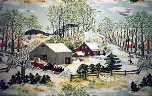 Early Springtime by Grandma Moses | Art | Pinterest ...