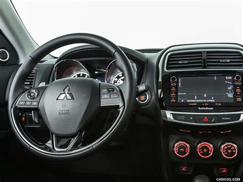Mitsubishi Outlander Sport Backgrounds by 2016 Mitsubishi Outlander Sport Sel Central Console Hd