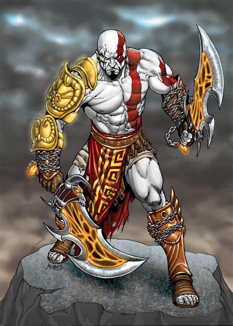 Kratos God Of War Vs Bertolt Hoover Attack On Titan