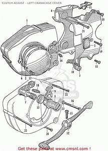 Honda Ca95 Benly Touring 150 Usa Clutch Adjust