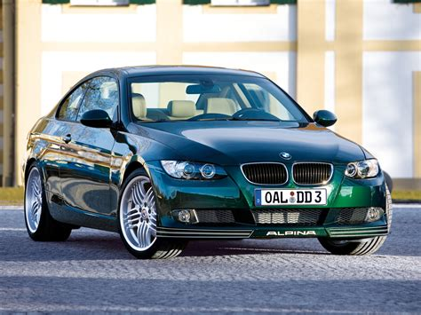 Alpina Releases The D3 Twin-turbo Coupe