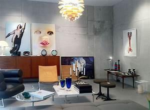 Vintage Wohnzimmer Möbel : wohnzimmer galerie z rich kunstausstellungen vintage m bel inhaber peter walliser ~ Frokenaadalensverden.com Haus und Dekorationen