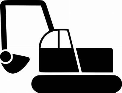 Equipment Construction Icon Machinery Machine Industry Engineer
