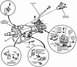 Ford 3 Speed Manual Transmission Shift Linkage Diagram