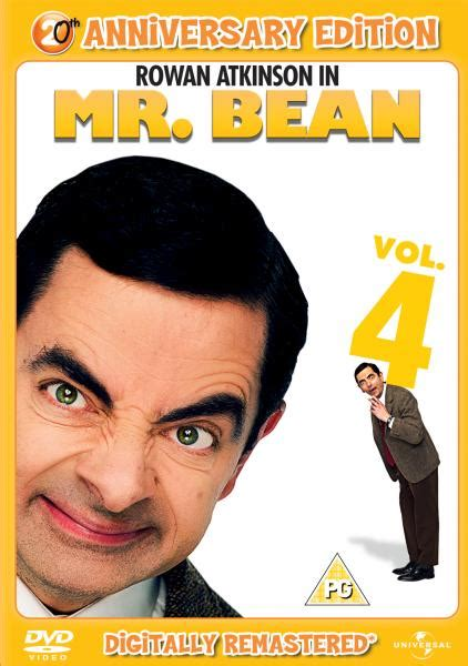 bean series 1 on itunes mr bean series 1 volume 4 20th anniversary edition Mr
