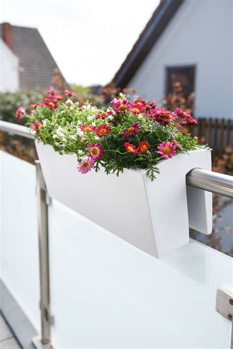 balkonkasten blumenkasten fiberglas balkona classic