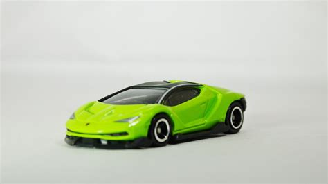 Takara Tomy Tomica Italy Lamborghini Centenario Initial No