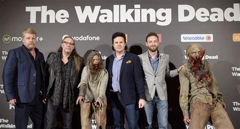 The walking dead (tv series). The Walking Dead: Cast interview in Greece video