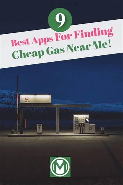 Gas Near Cheap Cheapest Apps Finding Gasbuddy