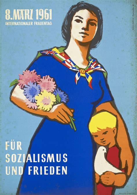 lemo objekt plakat  maerz  internationaler frauentag