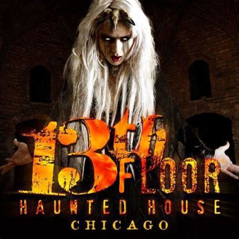 13th Floor Haunted House by Unrated Entertainment Magazine