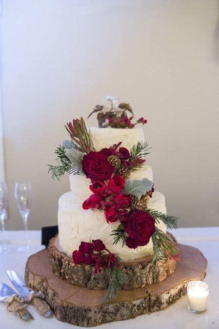 Winter Wedding Cakes Best Photos Sweetdreams
