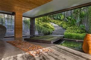 Word Of Mouth House Designs A Verdant Villa In The Balinese Jungle