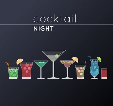 vintage cocktail party clipart retro cocktail party vector graphics my free photoshop world