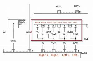 Stock Amp Is 4 Channels  - Crossfireforum