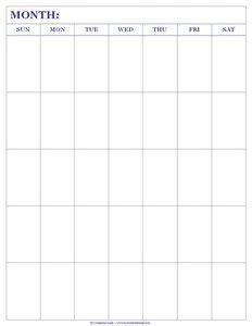 blank calendar  calendar land