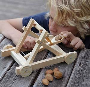 Making A Small Catapult That Looks Like An Original
