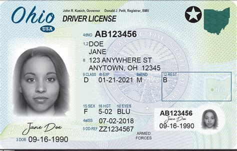 State Now Offering Real Id Driver's Licenses
