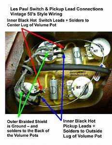 Jonesyblues Les Paul Wiring Tips  U0026 Diy Videos