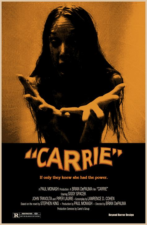 horror design carrie brian depalma