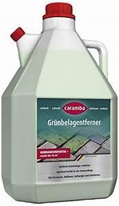 Grünspan Entfernen Holz : caramba 697750 gr nbelagentferner 5 liter ~ Lizthompson.info Haus und Dekorationen