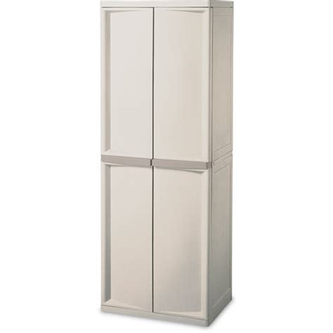 sterilite 4 shelf cabinet walmart sterilite 01428501 4 shelf utility cabinet with putty