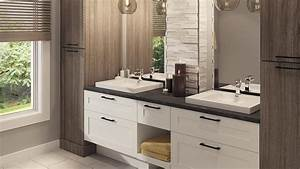 Panneau Hydrofuge Salle De Bain : salles de bain sur mesure 44 tendances concept ~ Dailycaller-alerts.com Idées de Décoration
