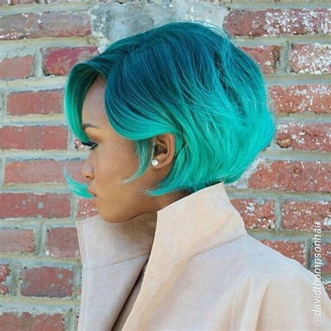Hairspiration Color Crushing On This Bobcut ️ And Color