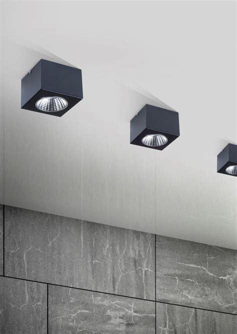 nowoczesne oswietlenie punktowe lampa nex  led