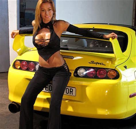 sports cars las mejores mujeres del tuning fotos