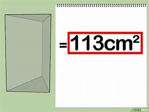 Kubikmeter Berechnen : die oberfl che eines dreiseitigen prismas berechnen wikihow ~ Themetempest.com Abrechnung