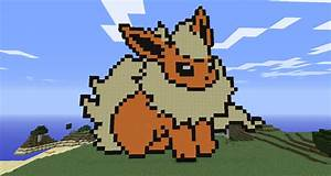 epic pokemon minecraft creations