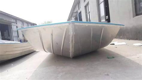 Buy Used Flat Bottom Boat by Flat Bottom Aluminum Fishing Boat Buy Flat Bottom