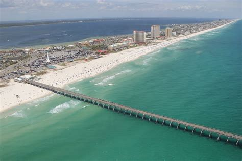 Love to Live in Pensacola, Florida: Helicopter Tour of ...