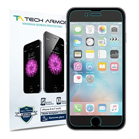 best screen protector for iphone top 5 best screen protector iphone 6s anti glare for