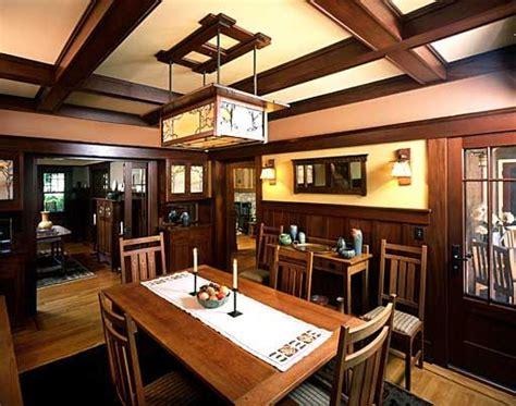wonderful craftsman dining design ideas house stuff