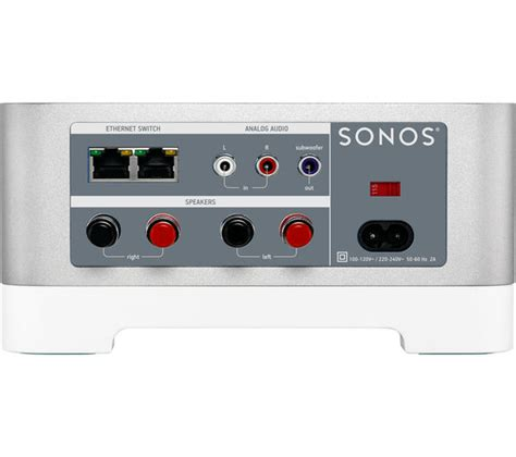 sonos connect buy sonos connect wireless multi room stereo adaptor
