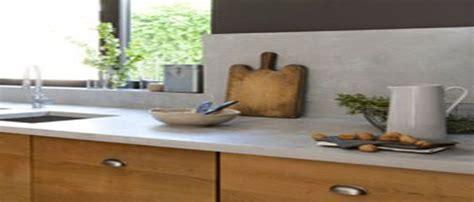 cuisine stratifié ou mélaminé plan de travail cuisine déco cool com