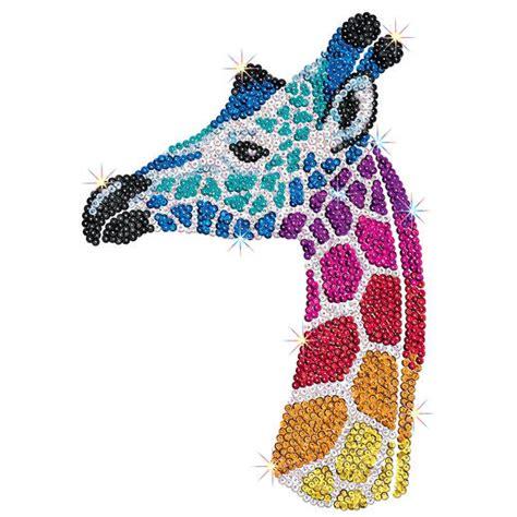 paillettenbilder f 252 r erwachsene safari