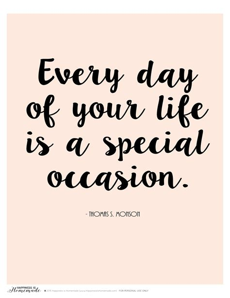 day   life   special occasion printable