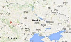 Location Carpathian Mountains on map Ukraine | World Easy ...