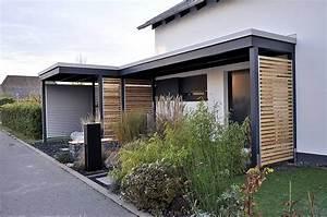 Carport Holz Modern : best 25 wooden carports ideas on pinterest ~ Markanthonyermac.com Haus und Dekorationen