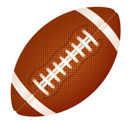 Free Football Clipart Football Clipart Printable Pencil And In Color Football
